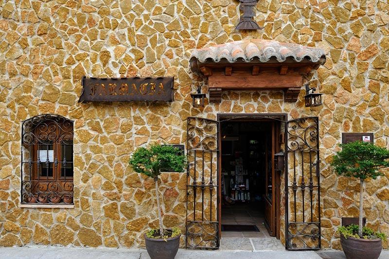 Farmacia casa rural las herencias casa rural las herencias - Casa rural las herencias ...